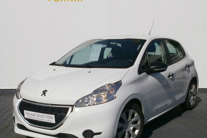 Peugeot 208 1,4 HDi Business