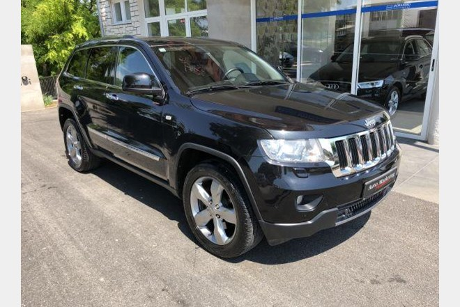 Jeep Grand Cherokee 3.0 V6 CRD LIMITED AUT.