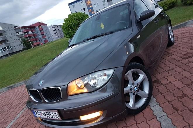 BMW serija 1 123d 150kw (203ks) Aut.Klima,Alu17,4xEl.Podizaci,Jedistven Atraktivan
