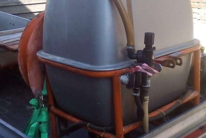 Atomizer KŽK agromehanika 200 litara