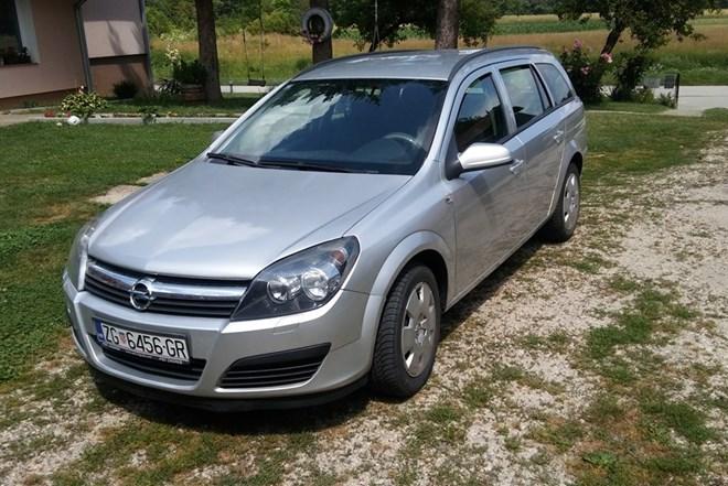 Opel Astra Karavan 1.7cdti 2006g klima reg 10/2018