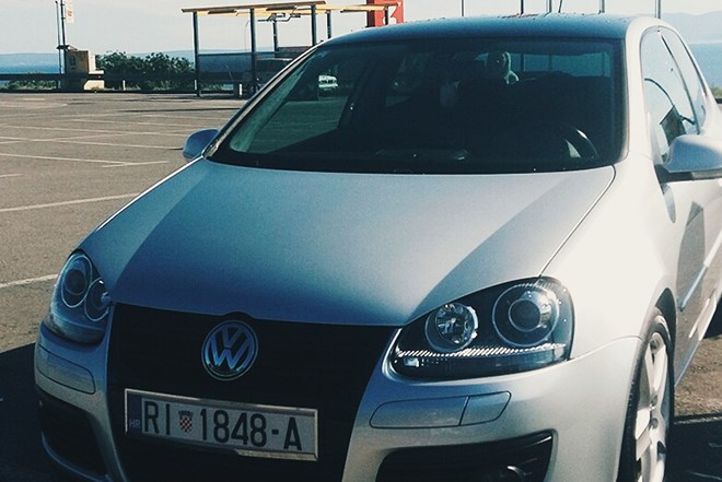 VW Golf V 2.0 gt sport