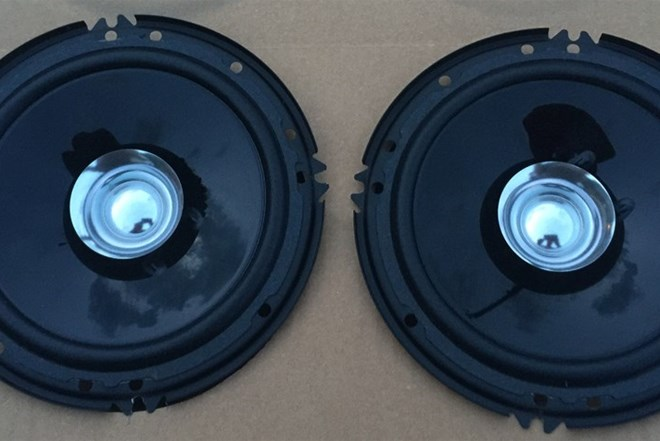 Zvučnici auto par 300W JVC CS-J610