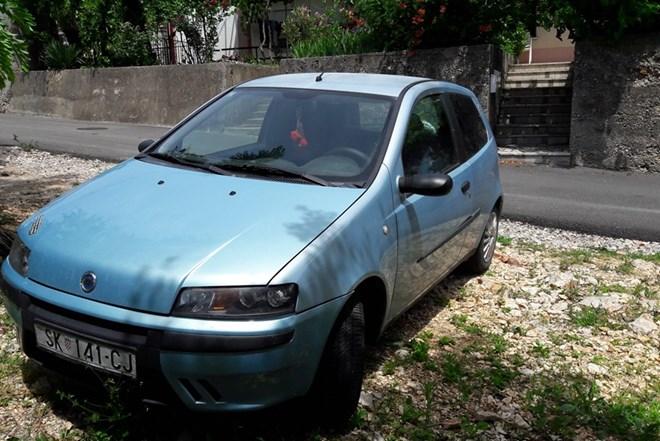 Fiat Punto 1.2 8v