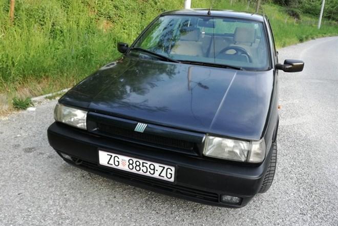 Fiat Tipo 1.9 TD SX, vrlo očuvan, full oprema, u vlasništvu 18 godina