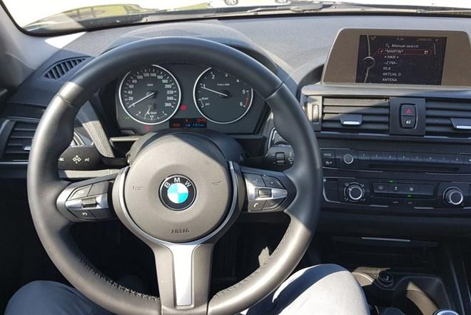 BMW serija 1 116d Urban