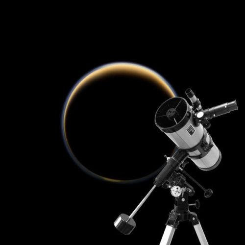Dw seben refraktor teleskop star commander vorführer