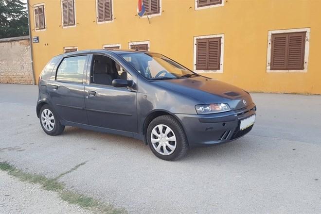 Fiat Punto 2 SX