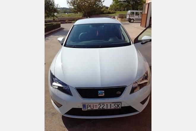 Seat Leon 2.0 TDI FR 184 ks 15.600,00