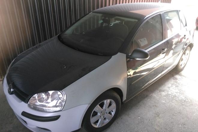VW Golf V 2.0