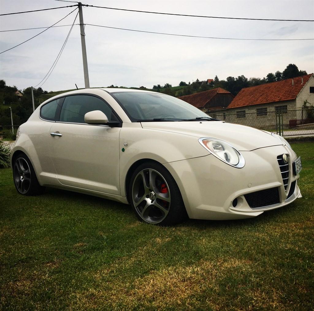 Alfa Romeo MiTo 1.6jtdm Sport
