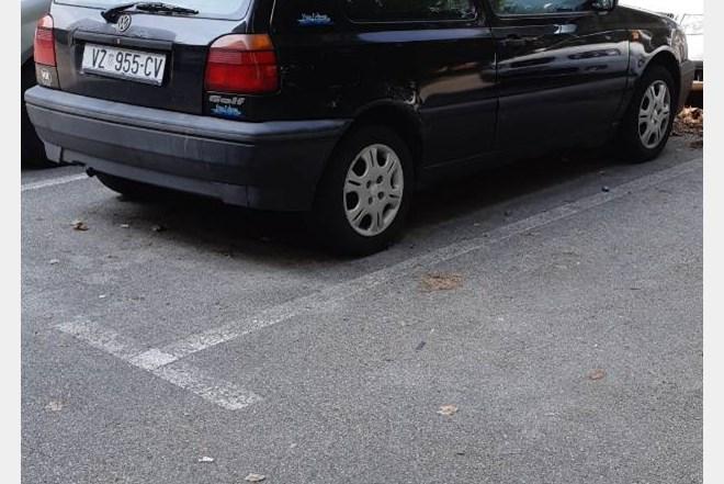 VW Golf III 1.4