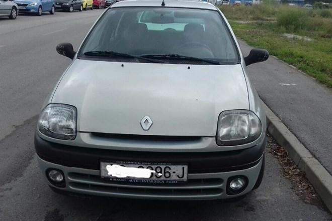 Renault Clio 1.4 SERVO VOLA