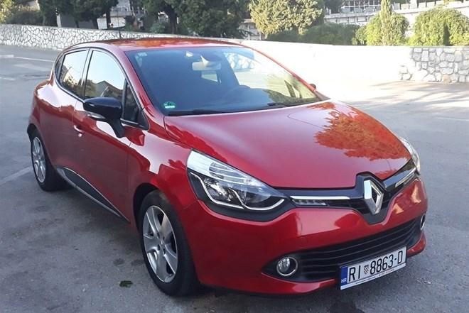 ••55 000kn•• Renault Clio 1.5 dCI 90ks ovjerena garancija, full oprema