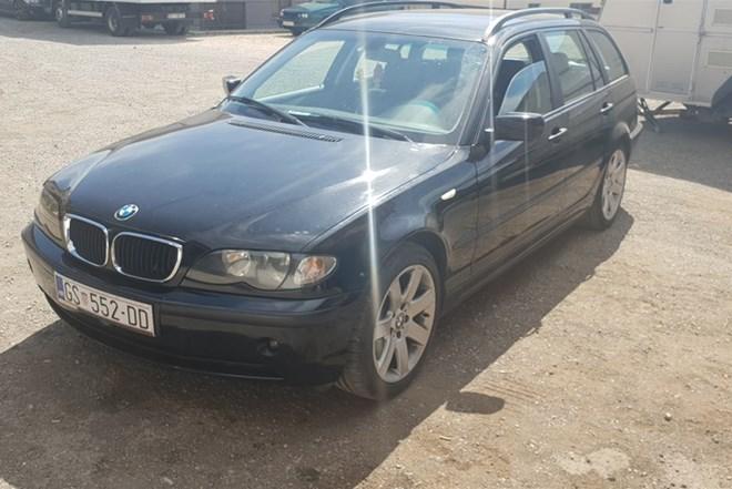 BMW serija 3 318