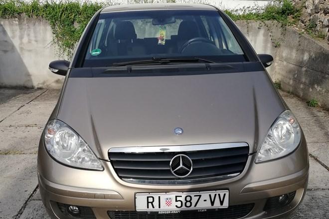 Mercedes-Benz A-klasa 180 CDI