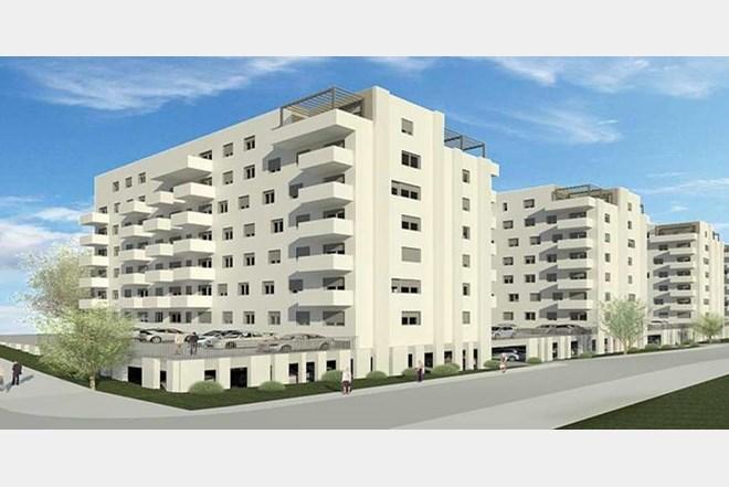 Stan: Zadar - Višnjik odlična lokacija, 34.29 m2 + parkirno mjesto, novogradnja