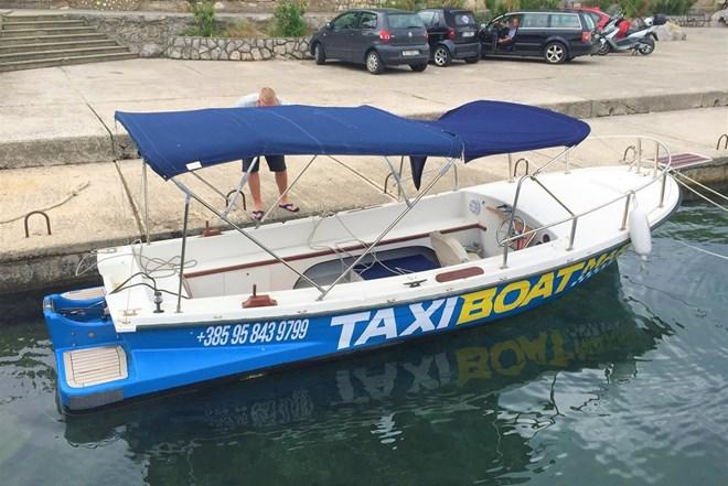 Taxi Boat za prijevoz putnika