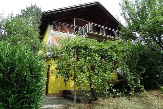 Kuća Gornja Dubrava Granešina, Veliki vrh