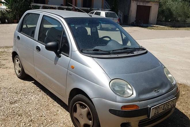 Odličan auto za početnike! Prodaje se vrlo povoljno - Daewoo Matiz SE - za 500€!