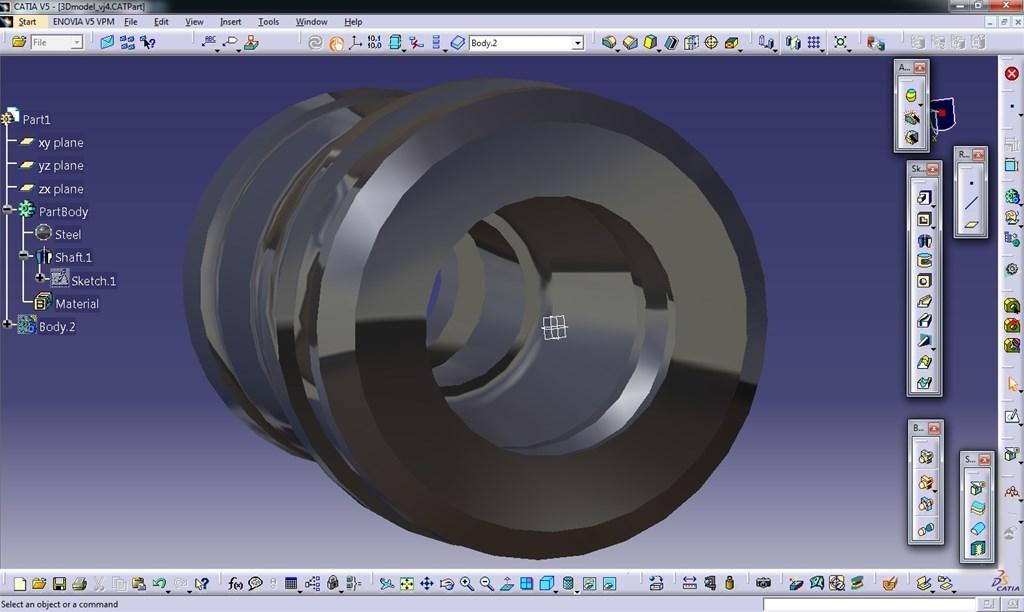 Izrada crteža i 3D modela (AutoCAD i CATIA) | INDEX OGLASI