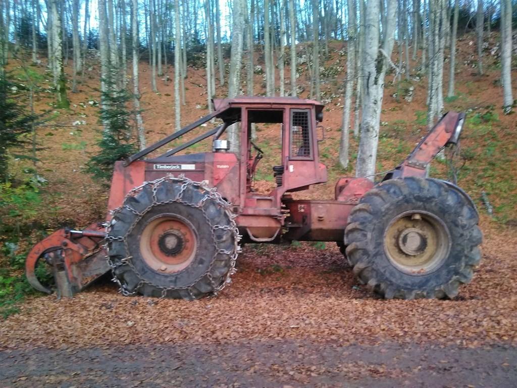 Timberjack 450b | INDEX OGLASI