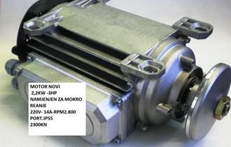 ELEKTROMOTOR 2,2KW 220V Hz50 ip55. za mokro rezanje