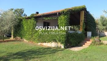 Kuća za odmor s maslinikom, Medulin