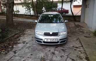 Škoda Fabia Combi 1.9 SDI  plačanje na rate karticama