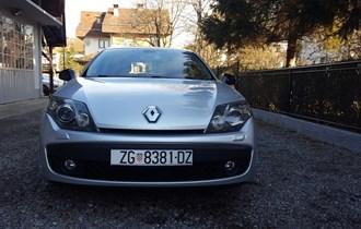 Renault Laguna 2.0 dci GT 4 Control Navi