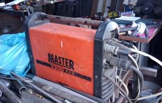 TIG aparat Master 220A