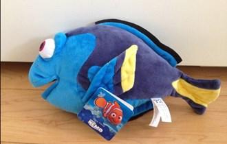 Disney plišana igračka Dora 35 cm - NOVO