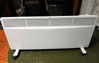 Konvektor grijalica električni radijator Terma N20 2000W-Novo