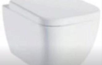 Ugradbena wc školjka s amortizirajućom daskom