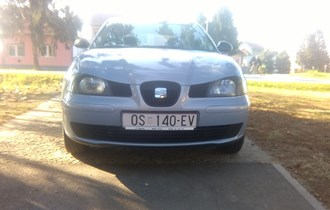 Seat Ibiza 1.9 SDI Presla samo 134 000 km.