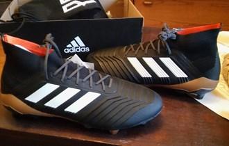 Adidas PREDATOR 18.1 FG- 44 2/3 +trenirka MUFC