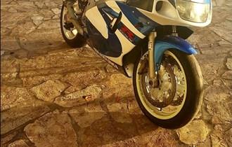 Suzuki srad 600