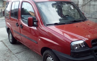 Fiat Doblo 1.6 i