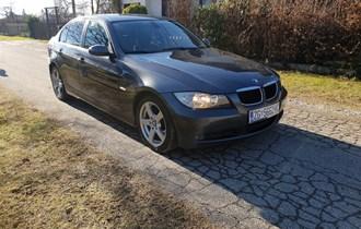 BMW serija 3 318d reg 1 god