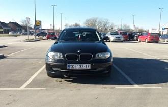 BMW serija 1 118d REGISTRIRAN DO 11/2019