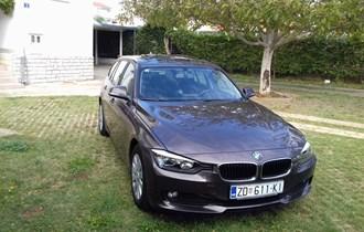 BMW serija 3 Touring 316 d,2.0 MOTOR, KAO NOVI,40500 KM,1.BOJA,REGISTRIRAN GODINU DANA