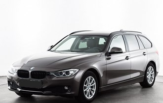 BMW 318d, registriran godinu dana