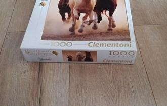 Clementoni puzzle 1000 komada