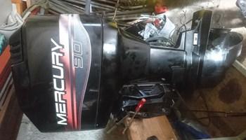 Mercury 90 2t