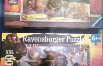 Prodajem neraspakirane xxl ravensburger puzzle