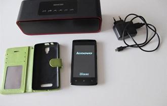 Lenovo A1000 +  bluetooth zvucnik Sencor,sve mreze,kao novo,wi-fi !