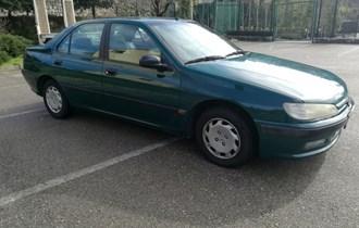 Peugeot 406 1,8 plin