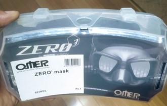 Omer zero 3 maska za ronjenje/apnea-u