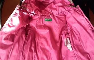 Benetton jaknica za djevojčicu 2 god.