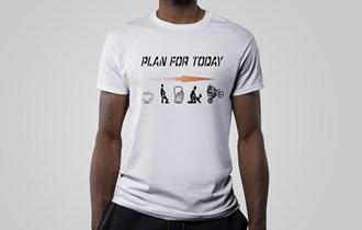 Tisak na majice, Dizajn i obljepljivanje izloga, Izrada letaka i naljepnica (dekora) za motocikle i automobile